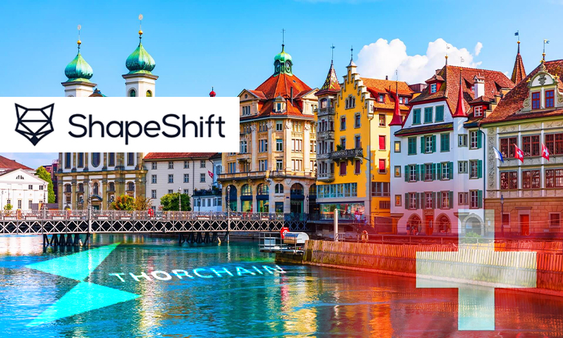 Crypto Exchange ShapeShift Announces Incorporation With THORChain