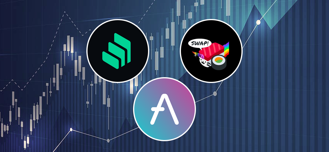 Technical Analysis-AAVE, Sushiswap (SUSHI), and Compound (COMP)