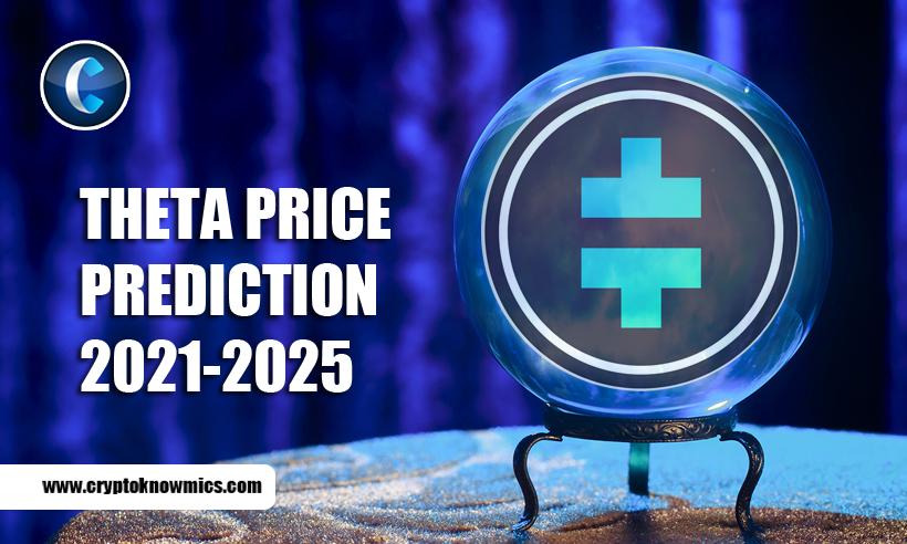 Theta Price Prediction 2021-2025: Theta to Reach Above $35 by 2025