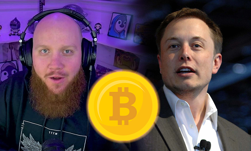 TimTheTatman Asks Elon Musk Which Cryptocurrency Should He Buy