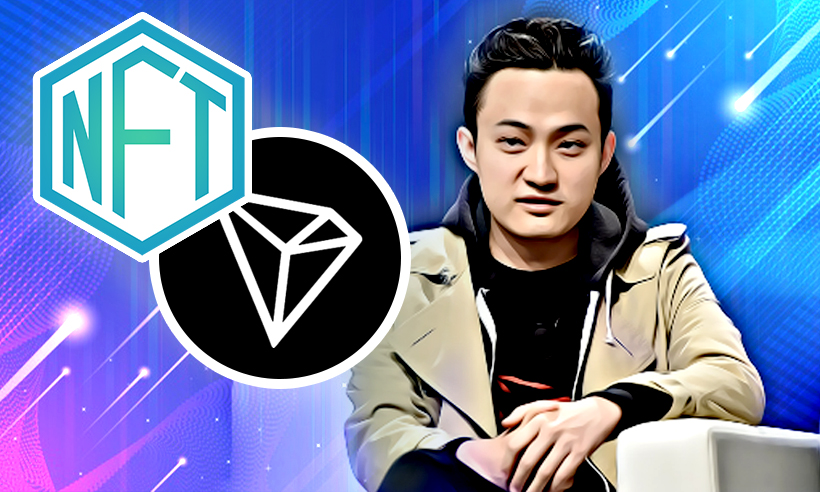 Tron Chief Executive Justin Sun Acquires NFT in The Latest NFT Auction by TIME