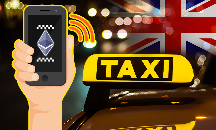UK and Scandinavian Taxis Accepting Crypto Payments in Ethereum