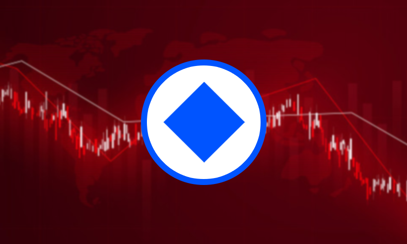 WAVES Technical Analysis: Bears May Remain Strong