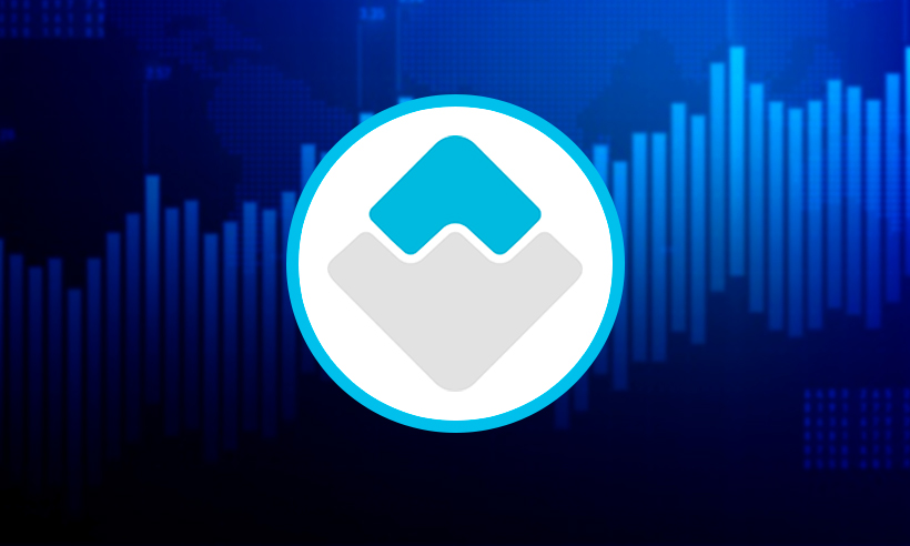 WAVES Technical Analysis: Price Tested and Fell Below $17.37