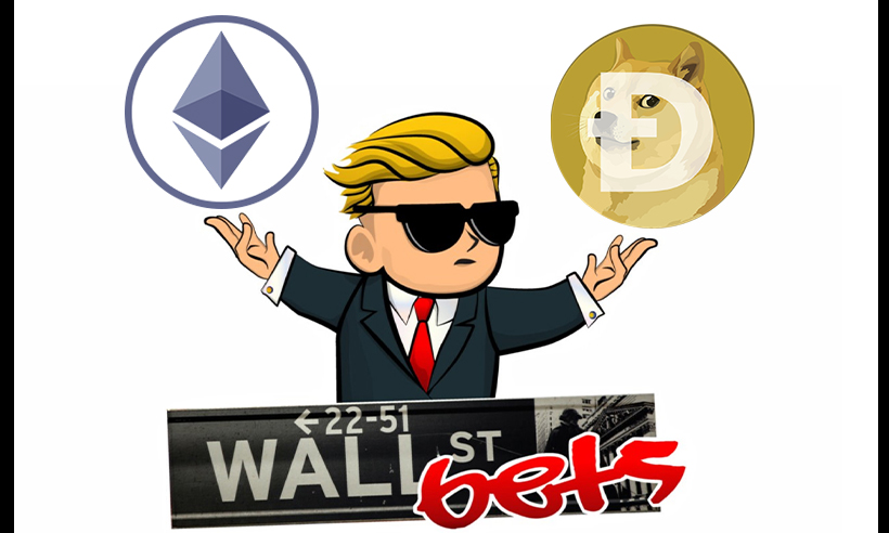 WallStreetBets Opens Exclusive Posting for Bitcoin, Ethereum, and DOGE