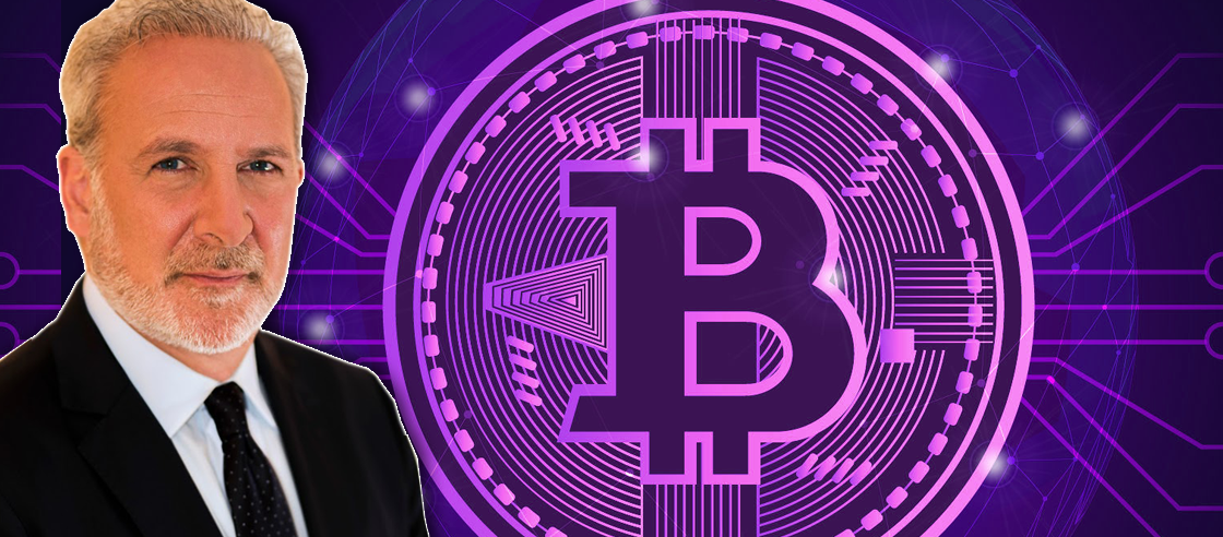 Crypto Inflation Far Exceeds Sovereign Inflation: Peter Schiff
