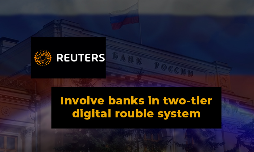 Russian Central Bank Plans for Two-Tier Digital Rouble System