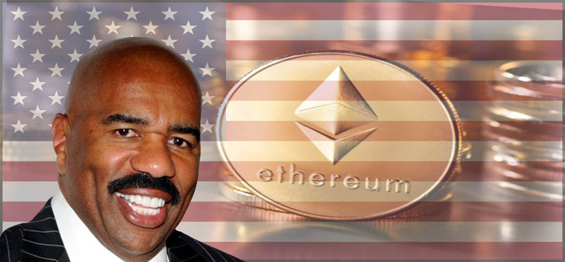 Steve Harvey Jumped on the NFT Train with Ethereum-Based Rarible
