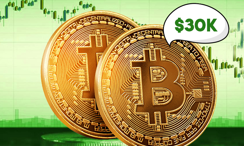 Analysts Believe After The $30K 'Reset,' Traders Will Return to Bitcoin