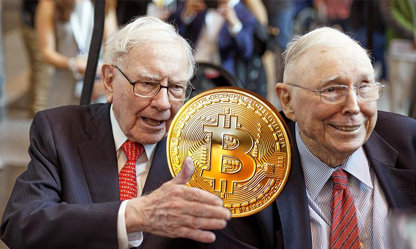 Munger 'Anti-Bitcoin' and Buffett 'Annoyance' Towards Crypto Industry