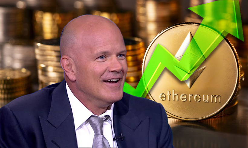 """85% of My Net Worth Is in Crypto,"" says Mike Novogratz"