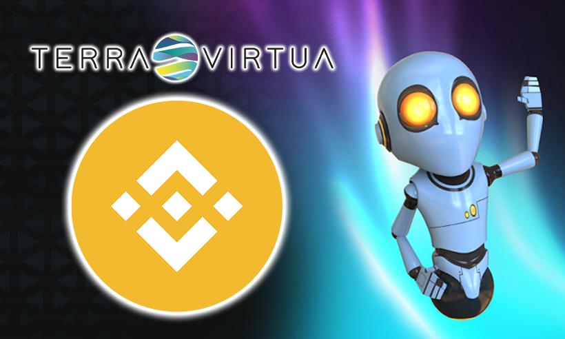 Binance (BNB) Introduces Terra Virtua Kolect (TVK) Staking Program