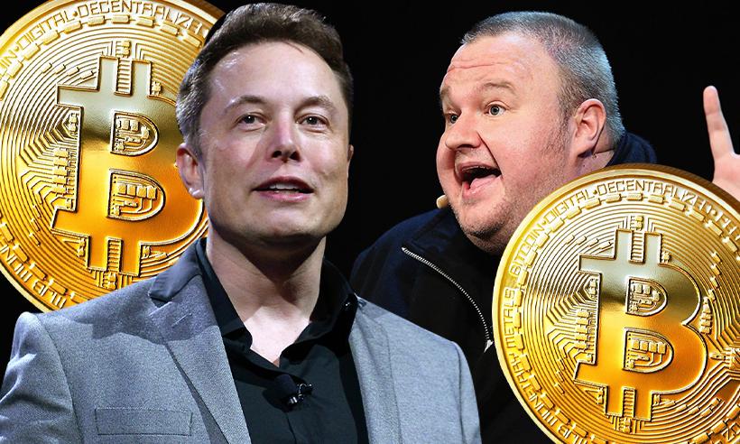 """Bitcoin Cash Is Exactly What Elon Musk Wants,"" says Kim Dotcom"