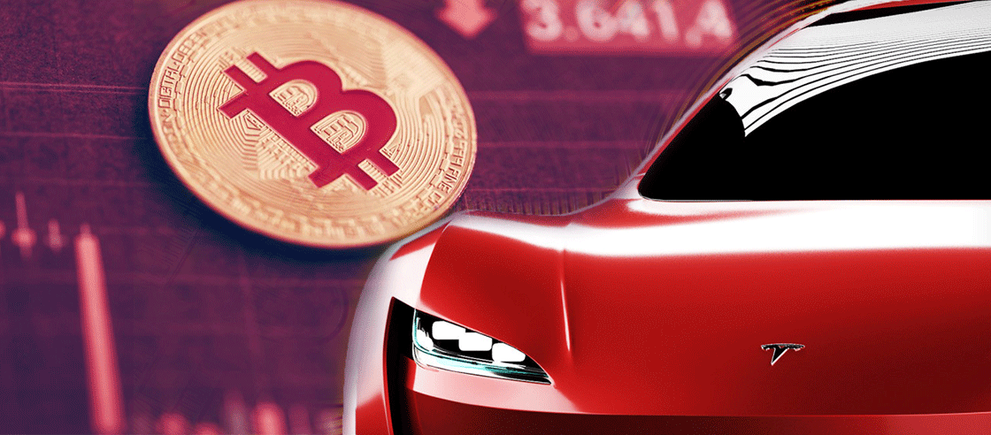 As Tesla Suspended BTC Payment, Bitcoin Suffer Loss of 6% in an Hour