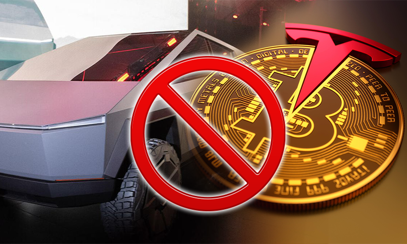 Investors Cancel Cybertruck Orders as Tesla Suspends BTC Payment