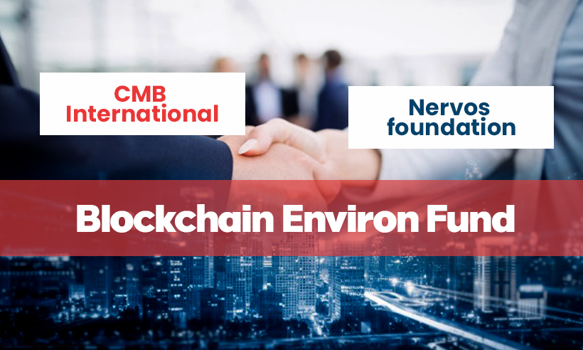 CMBI and Nervos' Announce The Launch Of $50M Fund Together