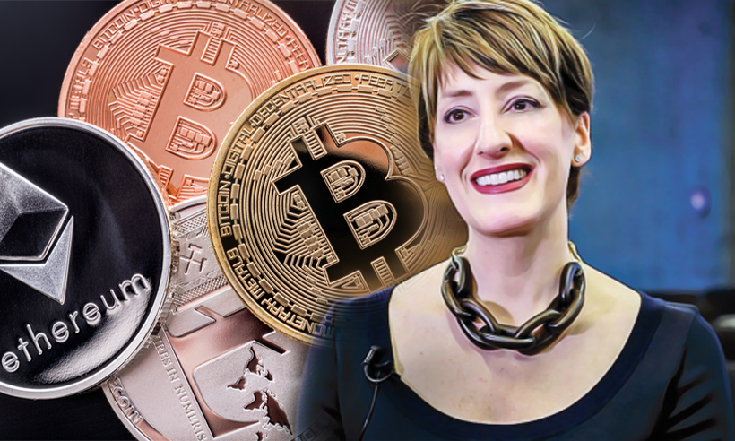 Caitlin Long Explains Why People Are Selling Cryptocurrencies
