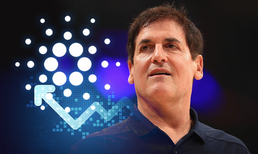 Cardano ADA Prices Hits ATH, Founder To Grab Attention Of Mark Cuban