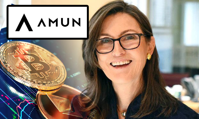 CEO of ARK Investment Joins Board of Amun Holdings