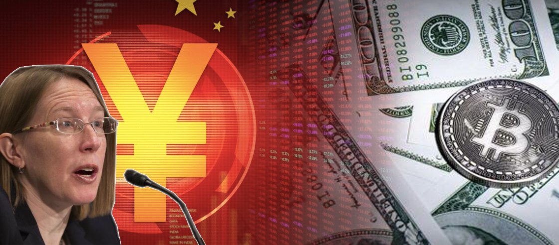 China's Digital Yuan Will Not Dethrone the Dollar, Says SEC Commissioner
