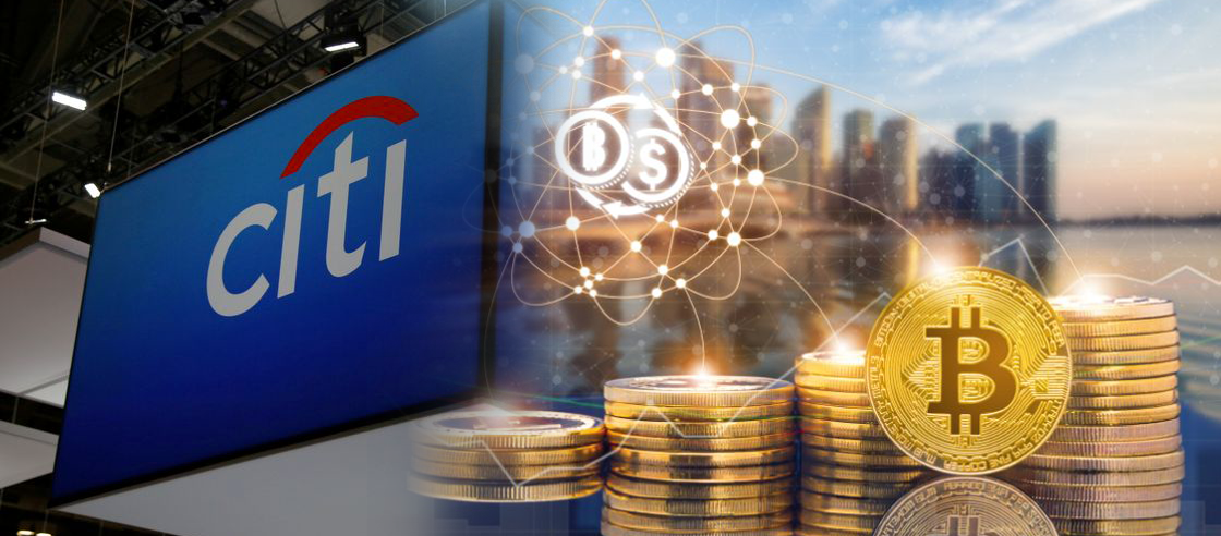 Citigroup Inc Considering Launch of Crypto Services After Rise in Demand