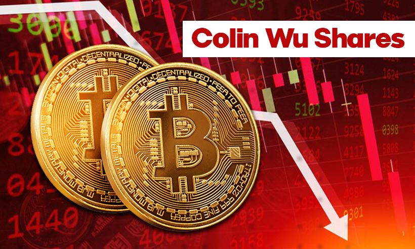 Colin Wu Shares Surprising Reasons Behind BTC Price Falling to $35K