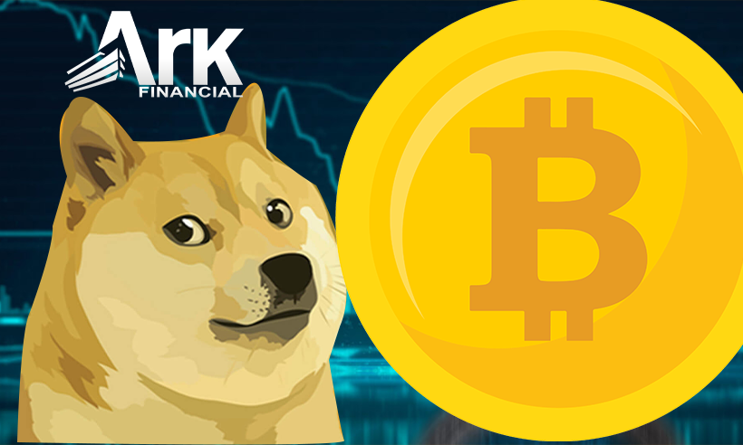 Analyst at Ark Financial Expects Dogecoin Washout and Bitcoin Strengthening