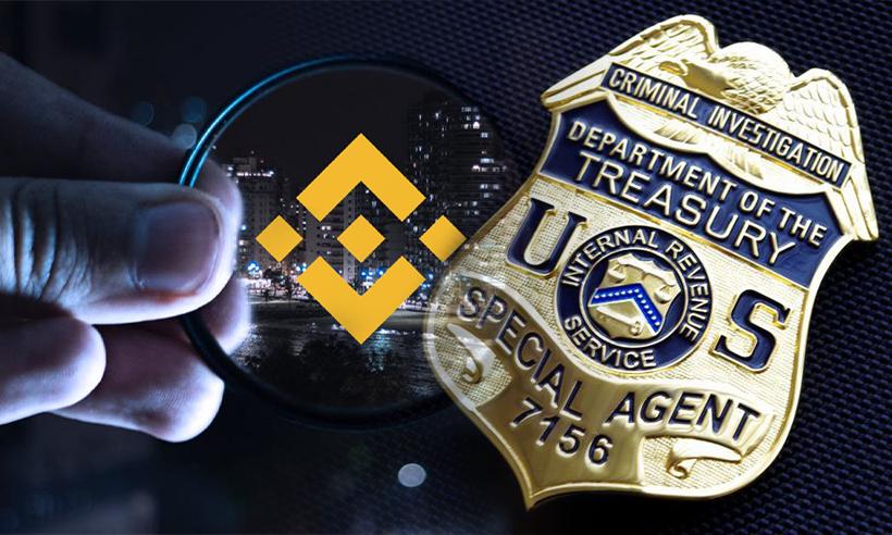 Crypto Market Sheds $150 Billion, Reaction to Binance IRS Investigation