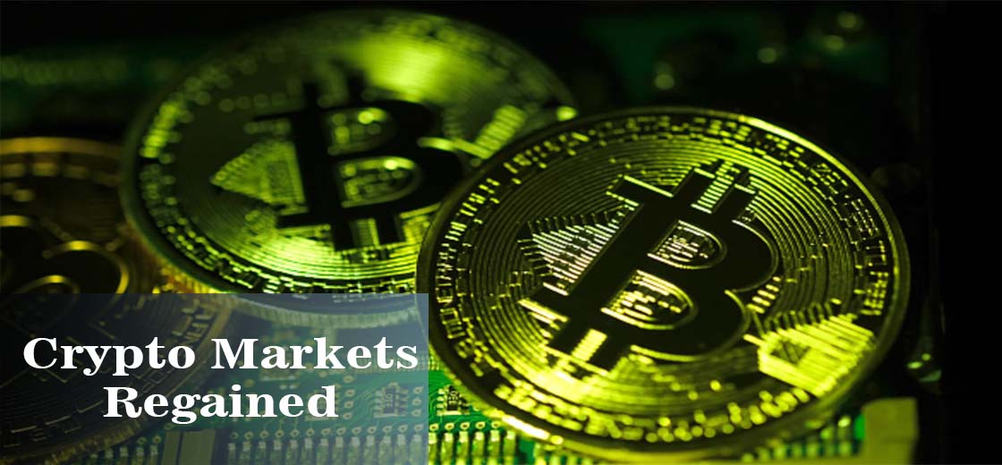 Crypto Market Regained $300 Billion as Bitcoin Touches $36K