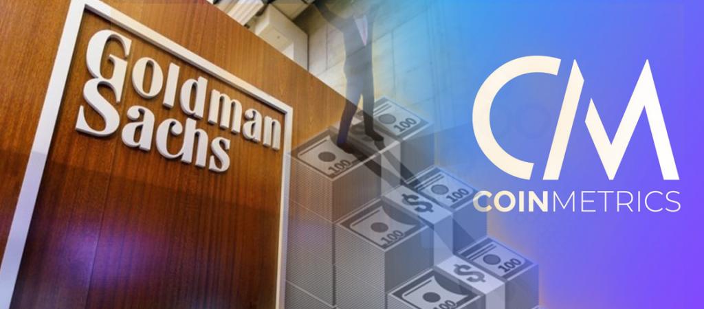 Crypto Firm Coin Metrics Raises $15 Million Led by Goldman Sachs