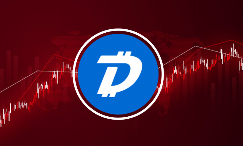 DGB Technical Analysis: Price Above the First Fibonacci Pivot Resistance level of $0.047, May Soon Fall Below $0.044