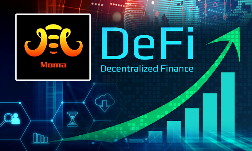 Decentralized Financial Protocol Moma Raises $2.25 Million From Venture Capitalists