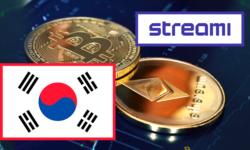 South Korean Prominent Crypto-Exchange Streami Back by DCG