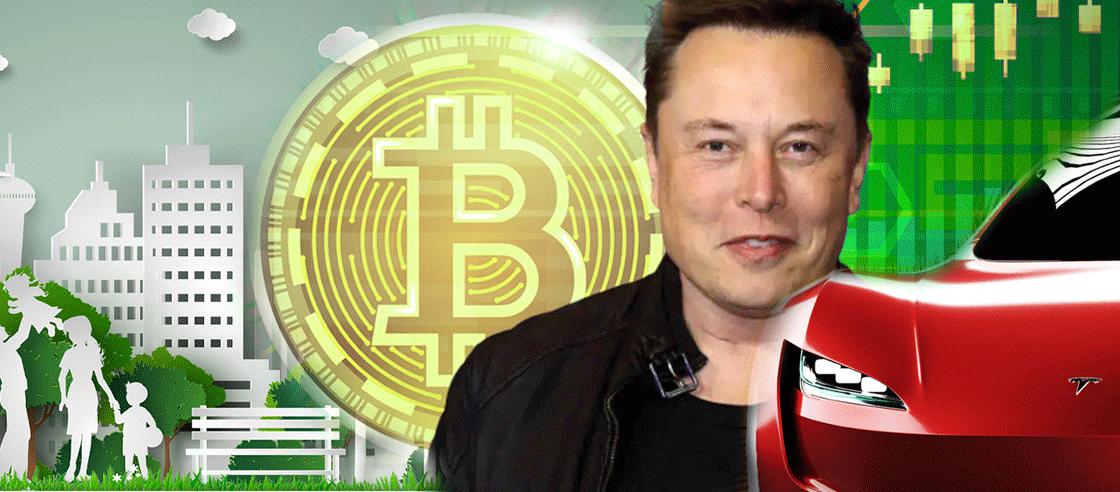 Elon Musk's Tesla Looking to Accept Energy-Efficient Cryptocurrencies