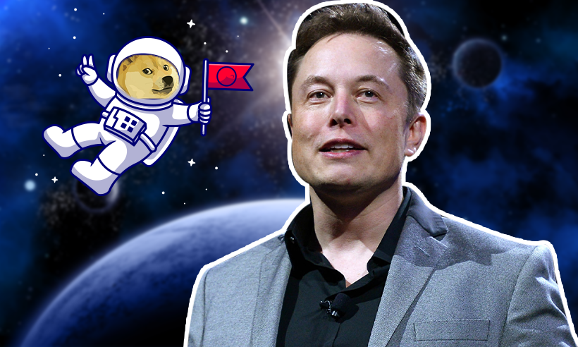 SpaceX Accepts Dogecoin as Payment Ahead of Moon Mission