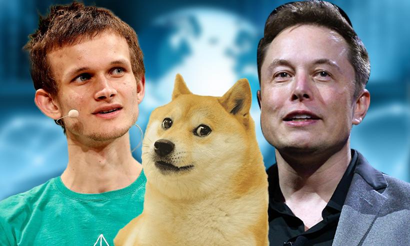 Musk's Doubtful Dogecoin Scalability Claims Criticized By Vitalik Buterin