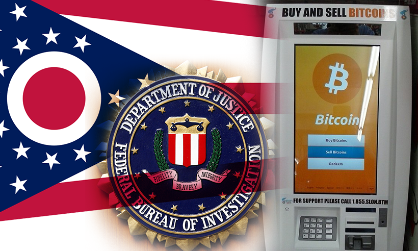 FBI Supports Ohio County to Halt Bitcoin ATM Scams