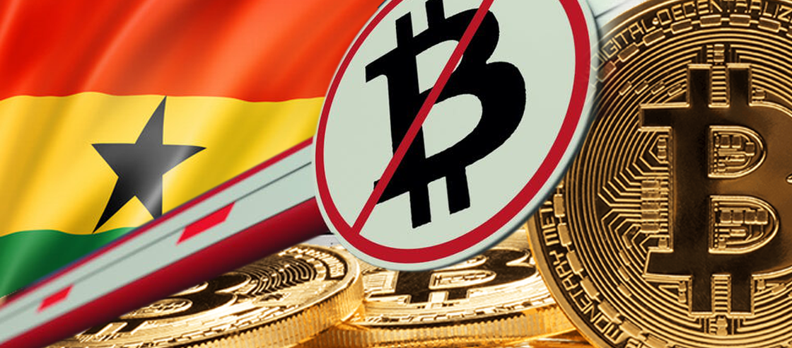 Ghana SEC Warns Investors of Crypto Transactions, Label It 'Illegal'