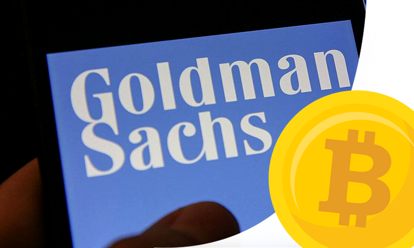 Launch of Crypto Trading Team by Goldman Sachs