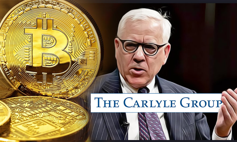 """David Rubenstein Says, """"Government Cannot Stop Cryptocurrency"""""""