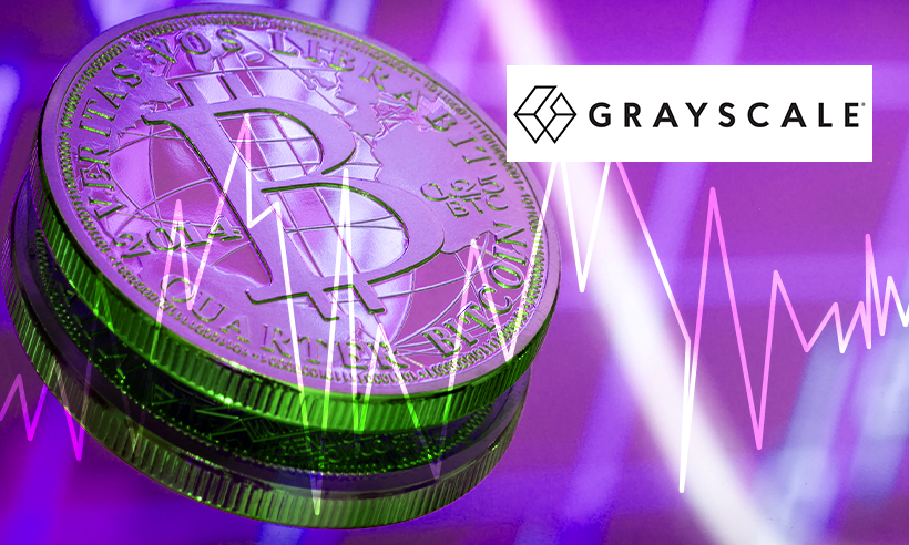 Grayscale Bitcoin Trust Sees Rebound as Institutional Demand Increase