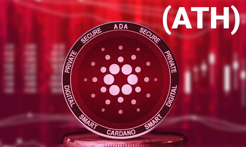 Cardano (ADA) Treads Along a Crazy Bull Run, Amid Crypto Market Crash