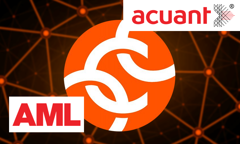 Identity Platform Acuant Partners with Blockchain Analysis Firm Chainalysis