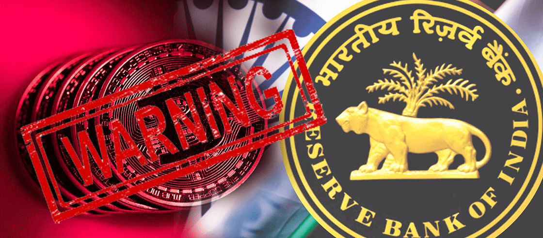 Indian Banks Send Notices to Customers Against Crypto Trading, Warn of Account Closure