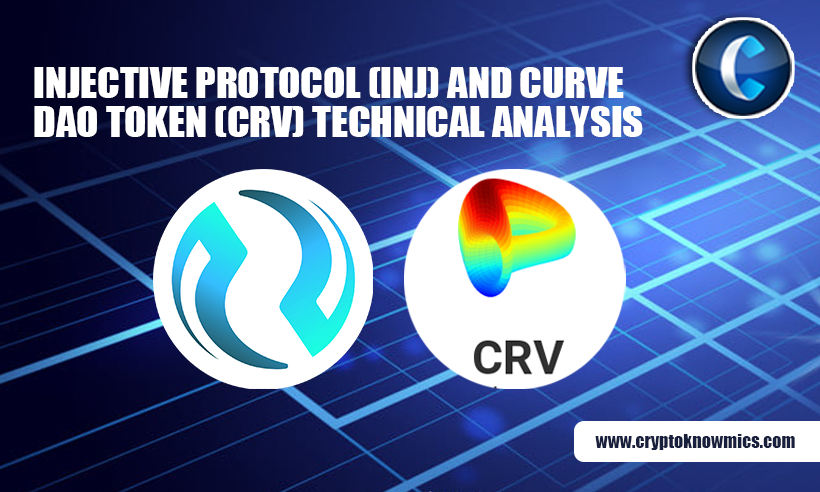 Injective Protocol (INJ) and Curve (CRV) Technical Analysis: What's Next?