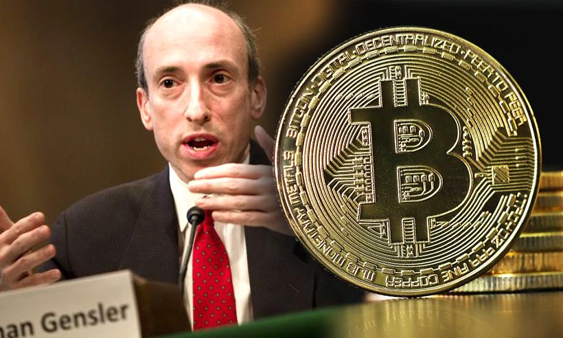Investors Staking in Unregistered Crypto will be Scrutinized-Gary Gensler