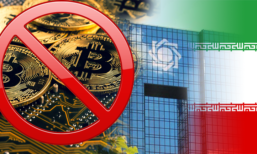 After Crypto-Trading Ban, Iran Bans Foreign Mined Bitcoin