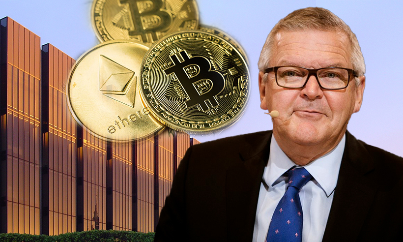 Lars Rohde Of Danish Central Bank Says Crypto Can Be Ignored As A Fad