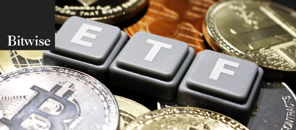 Bitwise Launches Crypto Industry Innovators ETF