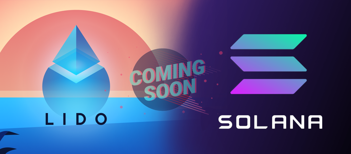 Lido Staking Service Coming Soon to Solana Blockchain